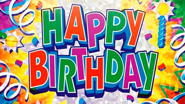 Поздравления с днём рождения по молодёжному